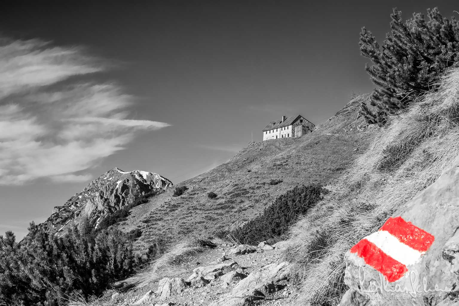 Südwandhütte