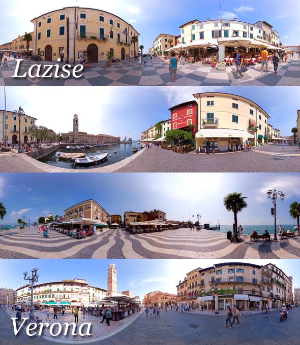 LAZISE, Nahe Verona am Garda VERONA