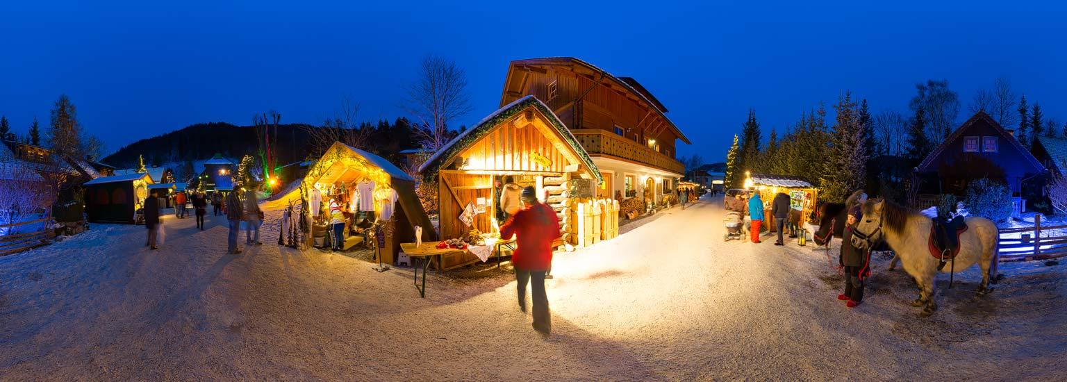 Advent am Talbach, Schladming